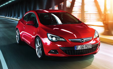 Accessoires Opel Astra GTC
